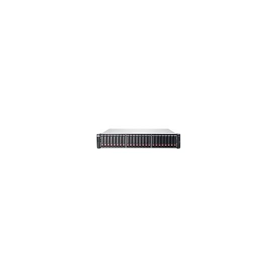 HPE Modular Smart Array 2040 SAS Dual Controller SFF Bundle - harddisk-array