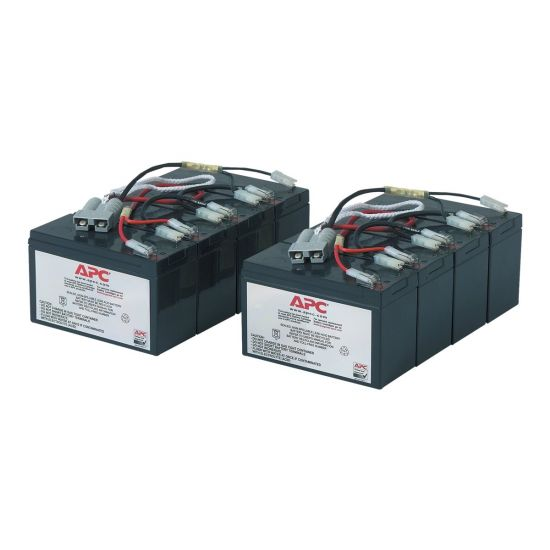 APC Replacement Battery Cartridge #12 - UPS-batteri - Blysyre