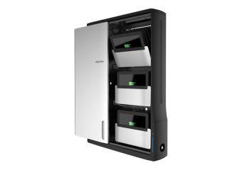Ergotron Zip12 Charging Wall Cabinet