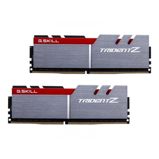 G.Skill TridentZ Series &#45 16GB: 2x8GB &#45 DDR4 &#45 3200MHz &#45 DIMM 288-PIN - CL16