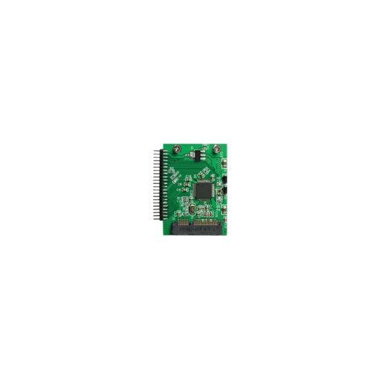 DeLOCK Converter mSATA > IDE - lagringskontrol - SATA 3Gb/s - ATA