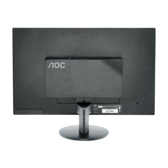 """AOC Value E2770SH &#45 LED-Skærm 27"""" TN 1ms - Full HD 1920x1080 ved 60Hz"""