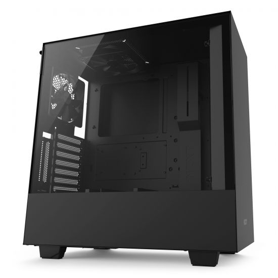 NZXT H series H500i Sort - miditower - ATX