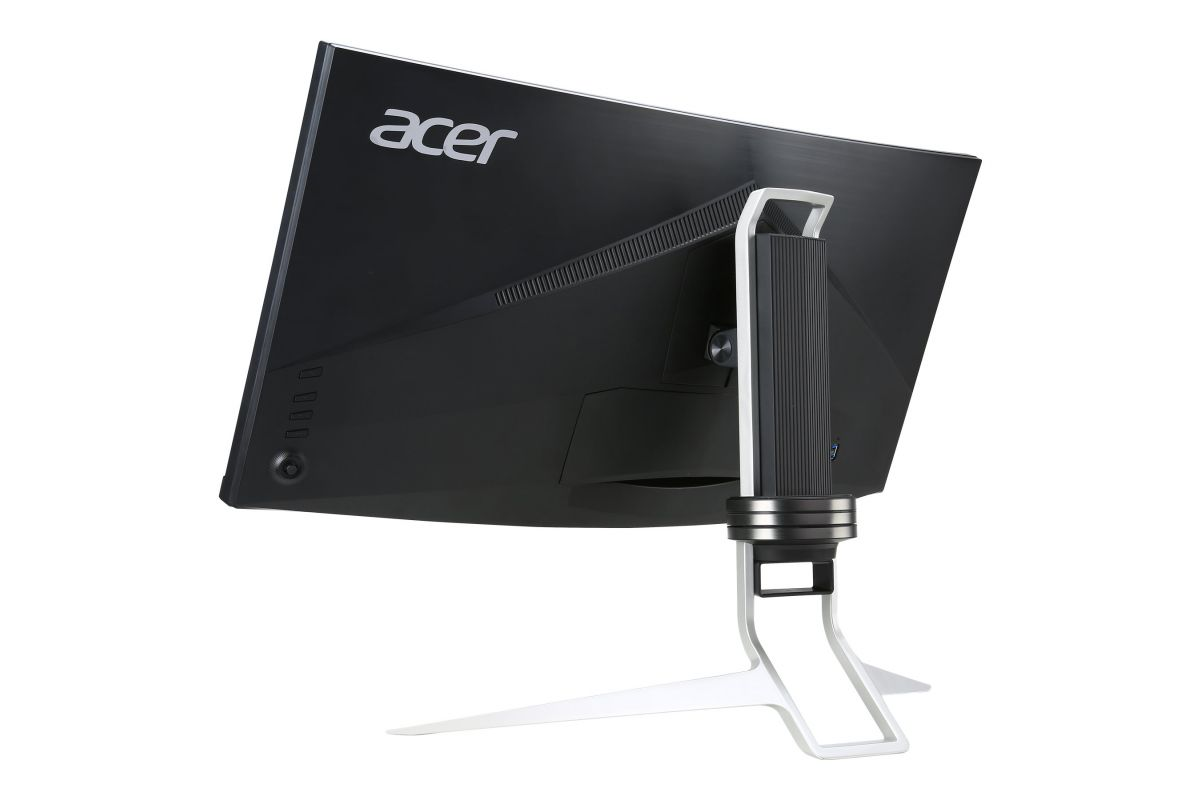 "Acer XR382CQK &#45 LED-Skærm 37.5"" IPS 5ms"