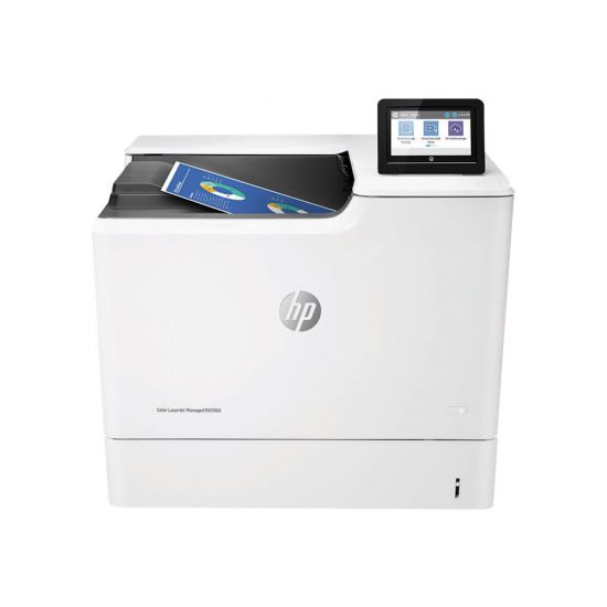 HP Color LaserJet Managed E65060dn - printer - farve - laser