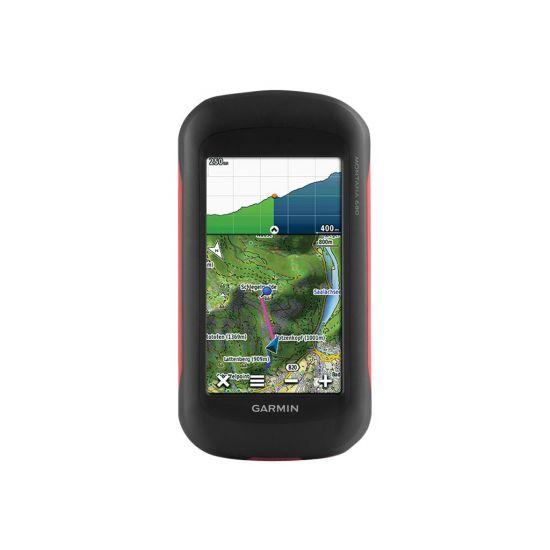 Garmin Montana 680 - GPS/GLONASS navigator