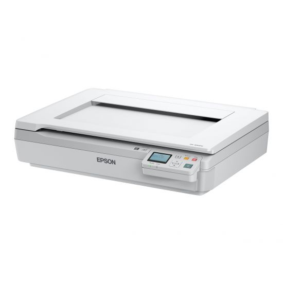 Epson WorkForce DS-50000N - flatbed-scanner - Gigabit LAN