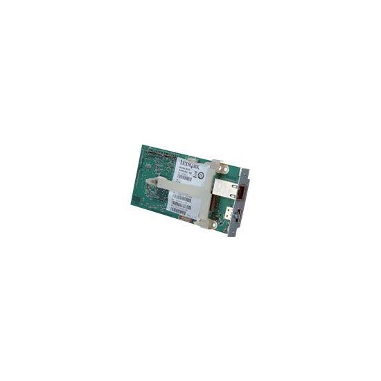 Lexmark MarkNet N8120 - udskriftsserver