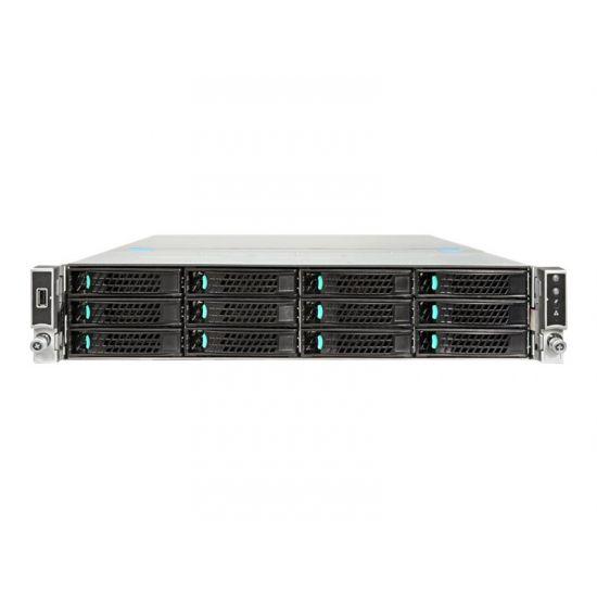 Intel Server System R2312WTTYSR - rack-monterbar - uden CPU - 0 GB - 0 GB