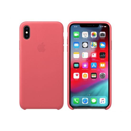 Apple - bagomslag til mobiltelefon