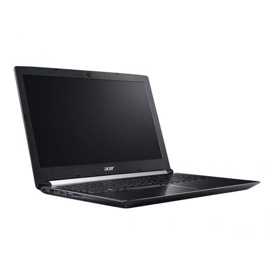 "Acer Aspire 7 A715-71G-78B1 - Intel Core i7 (7. Gen) 7700HQ / 2.8 GHz - 8 GB DDR4 - 256 GB SSD - NVIDIA GeForce GTX 1050 - 15.6"" IPS"