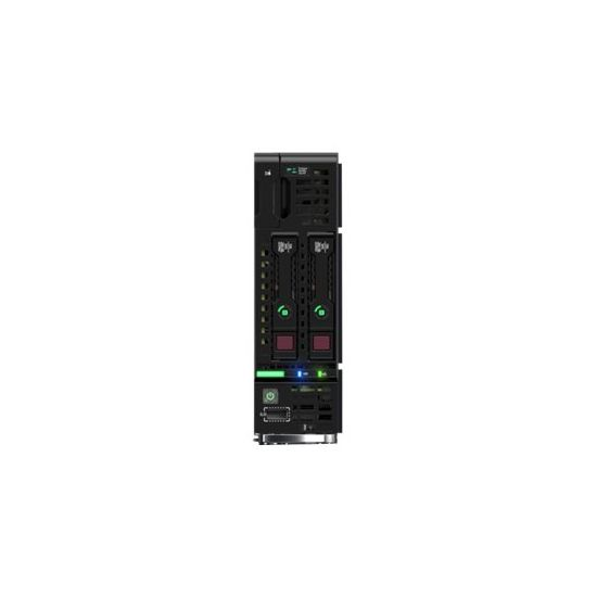 HPE ProLiant BL460c Gen10 - indstikningsmodul - Xeon Gold 5120 2.2 GHz - 64 GB - 0 GB