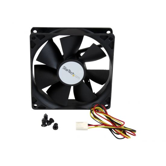 StarTech.com High Flow Case Fan with TX3 Connector