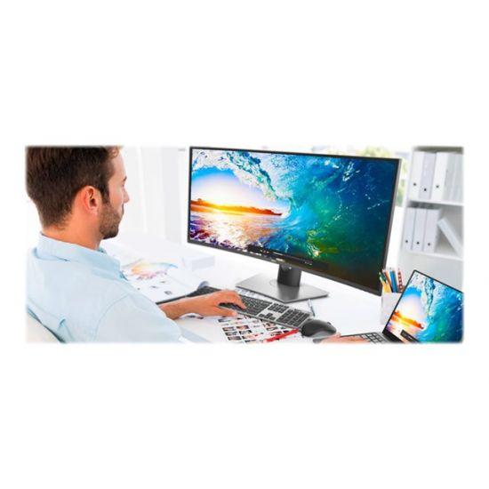 "Dell UltraSharp U3818DW &#45 WLED 38"" IPS 8ms;5ms - 3840x1600 ved 60Hz"