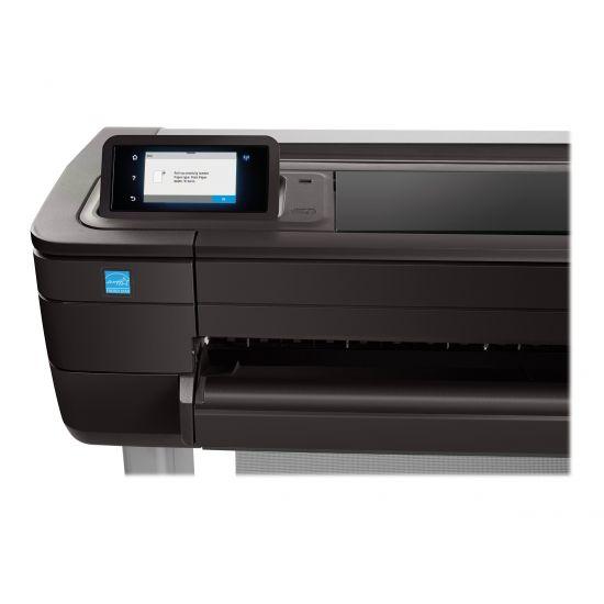 HP DesignJet T730 - stor-format printer - farve - blækprinter