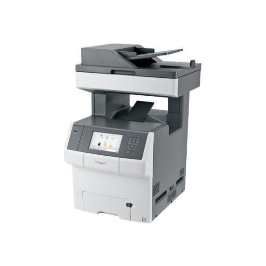 Lexmark X748de - multifunktionsprinter (farve)
