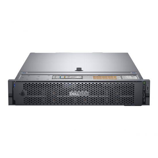 Dell EMC PowerEdge R740 - rack-monterbar - Xeon Silver 4114 2.2 GHz - 16 GB - 600 GB
