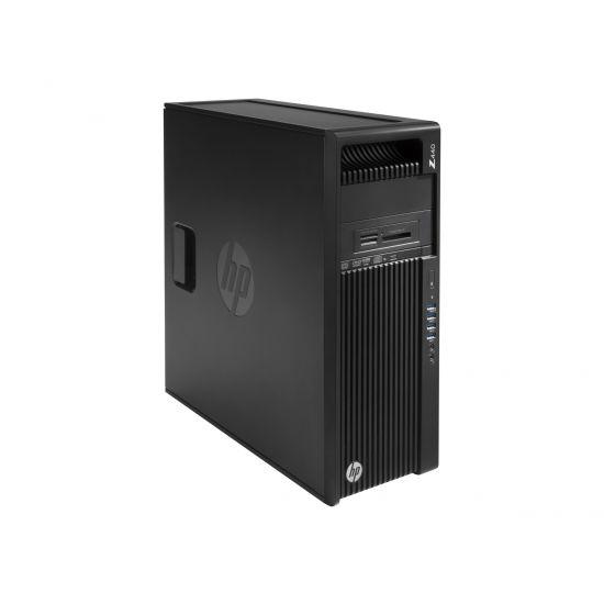 HP Workstation Z440 - MT - Xeon 3.5 GHz - 16 GB - 256 GB