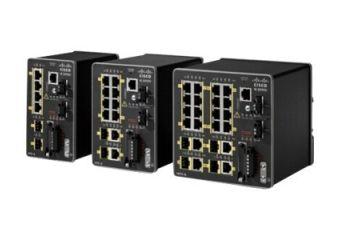 Cisco Industrial Ethernet 2000U Series