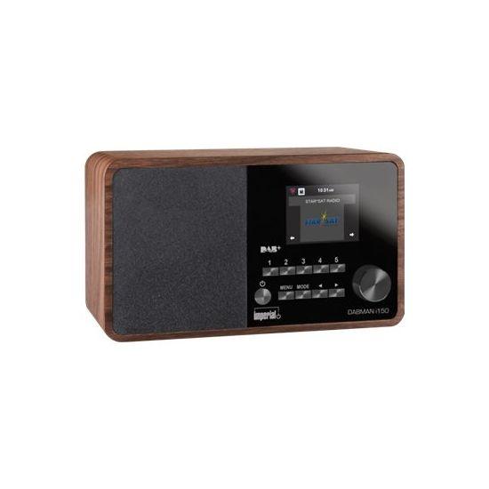 imperial DABMAN i150 - netværksaudioafspiller