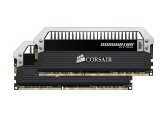 Corsair Dominator Platinum &#45 16GB: 2x8GB &#45 DDR3 &#45 1600MHz &#45 DIMM 240-pin