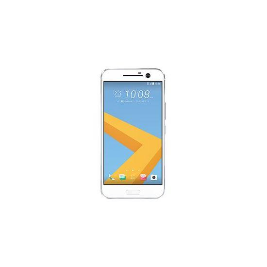 HTC 10 - gletsjersølv - 4G HSPA+ - 32 GB - GSM - smartphone