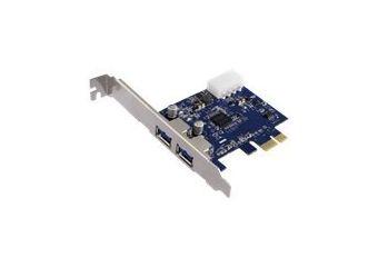 LogiLink PCI Express Interface Card USB 3.0 2x