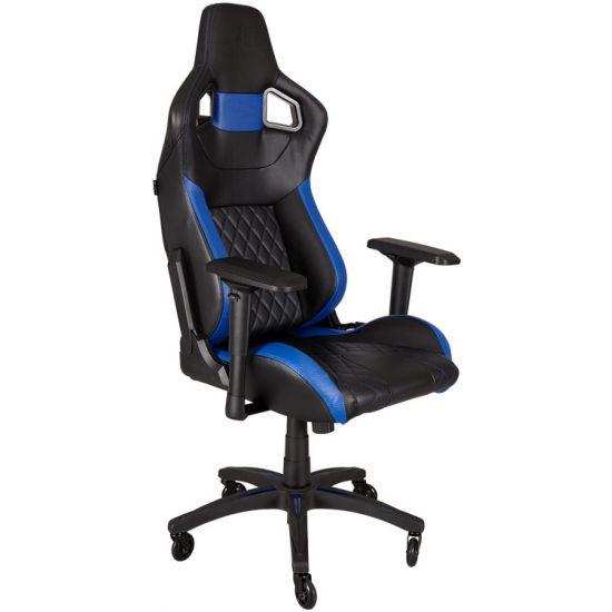 CORSAIR Gaming Chair T1 Race Black/Blue
