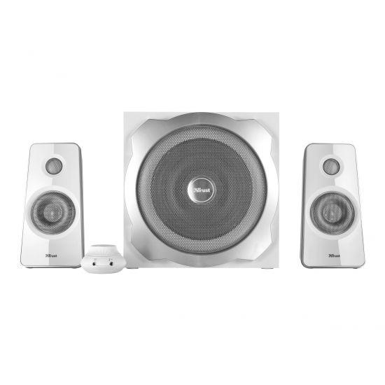 Trust Tytan 2.1 Subwoofer Speaker Set - højttalersystem - til PC