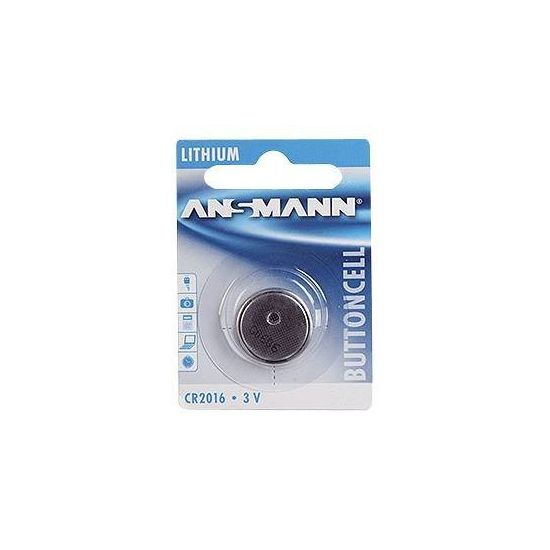 ANSMANN batteri - CR2016 - Li