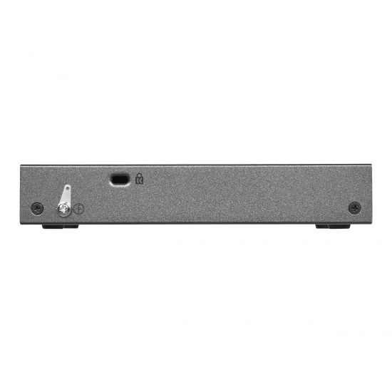 NETGEAR ProSafe Plus GS105PE - switch - 5 porte - ikke administreret