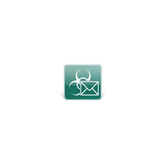 Kaspersky Security for Mail Server - fornyelse af abonnementlicens (3 år) - 1 postkasse