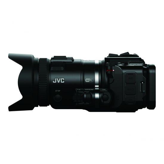 JVC GC-PX100 - Videokamera - lagring: flashkort