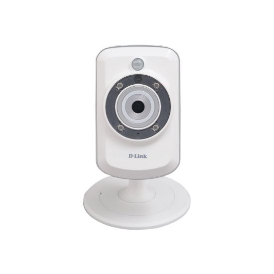 D-Link DCS 942L mydlink-enabled Enhanced Wireless N Day/Night Home Network Camera - netværksovervågningskamera