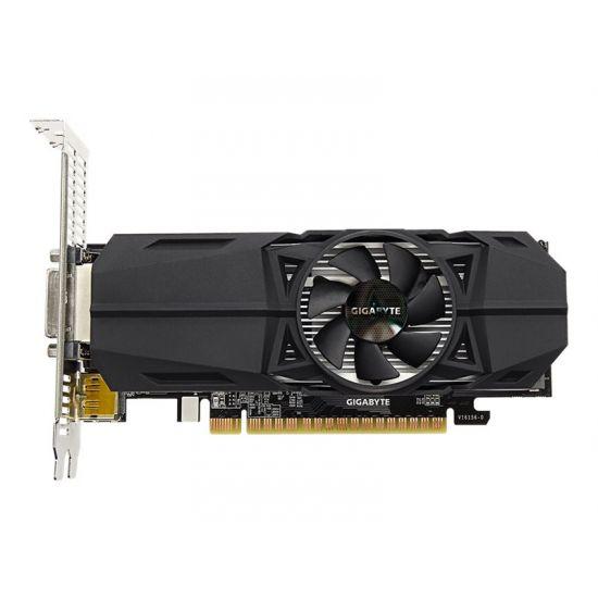 Gigabyte GeForce GTX 1050 Ti OC 4G &#45 NVIDIA GTX1050Ti &#45 4GB GDDR5 - PCI Express 3.0 x16