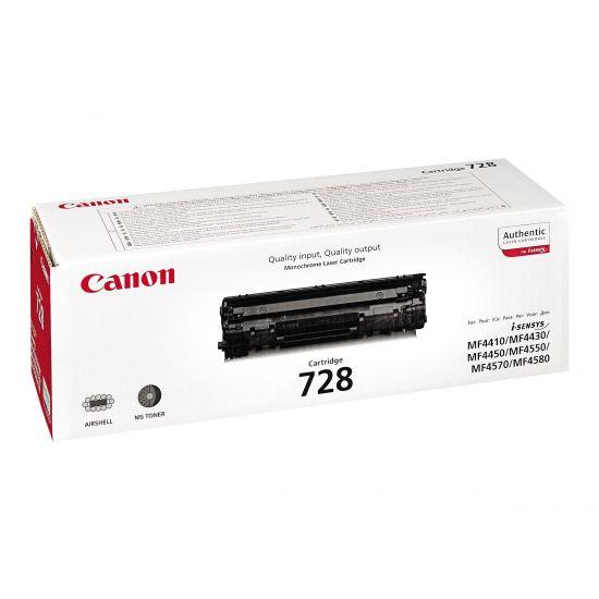 Canon CRG-728 - sort - original - tonerpatron