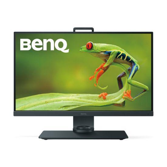 """BenQ PhotoVue SW series SW271 &#45 LED-Skærm 27"""" IPS 5ms - 4K 3840x2160 ved 60Hz"""