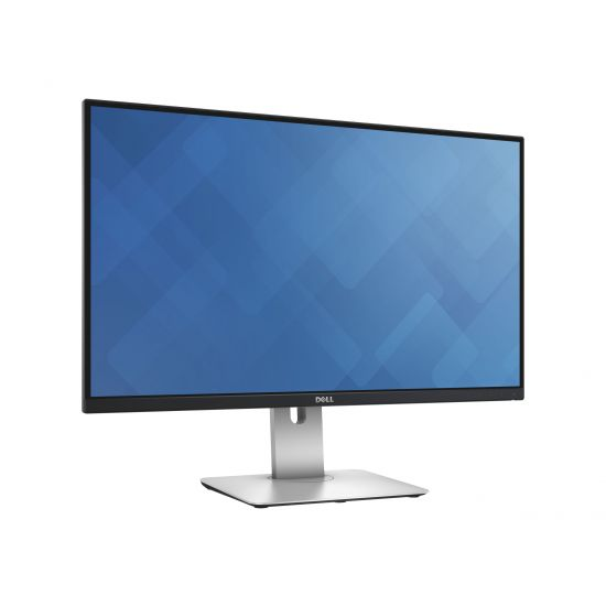 "Dell UltraSharp U2715H &#45 LED-Skærm 27"" IPS 6ms - QHD 2560x1440 ved 60Hz"