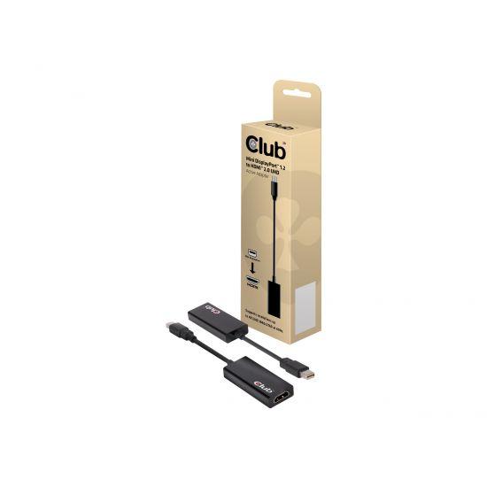 Club 3D videoadapter - DisplayPort / HDMI
