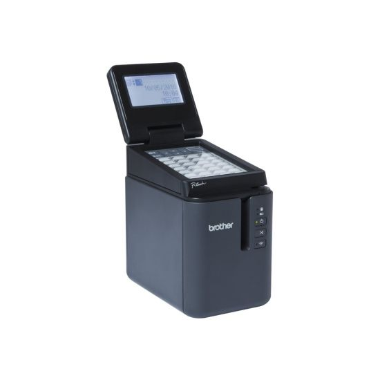 Brother P-Touch PT-P950NW - etiketprinter - monokrom - termo transfer