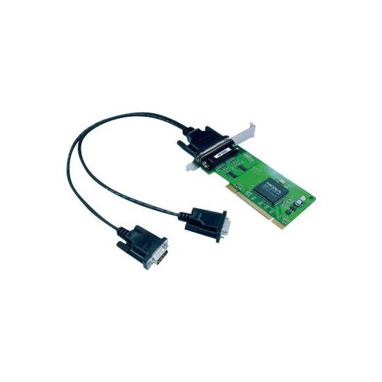 Moxa CP-102UL-DB9M - seriel adapter