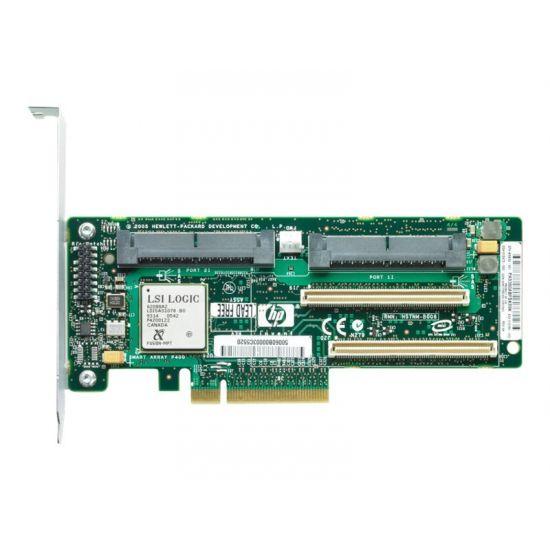 HPE Smart Array P400/256MB Controller - styreenhed til lagring (RAID) - SATA 1.5Gb/s / SAS - PCIe x8