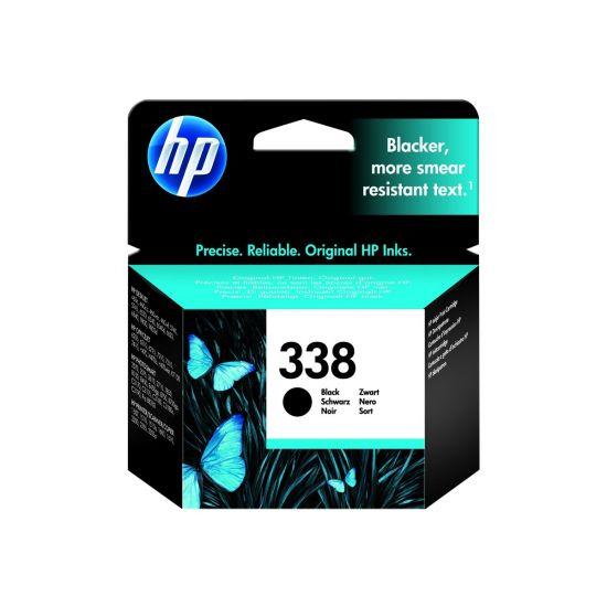HP 338 - sort - original - blækpatron