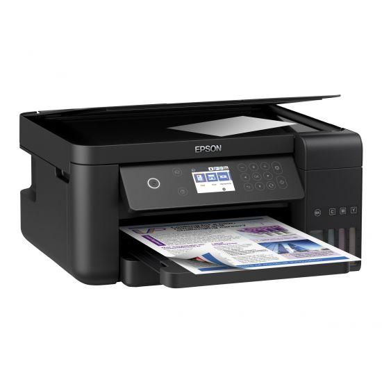 Epson EcoTank ET-3700 - multifunktionsprinter - farve