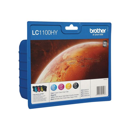 Brother LC1100HY Value Pack