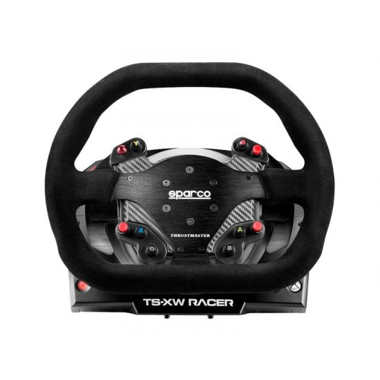 ThrustMaster TS-XW Racer Sparco P310 Competition Mod - rat og pedalsæt - kabling