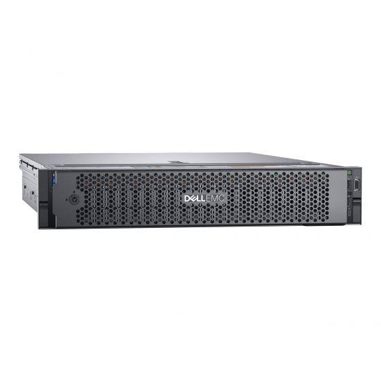 Dell EMC PowerEdge R740 - rack-monterbar - Xeon Silver 4110 2.1 GHz - 16 GB - 240 GB