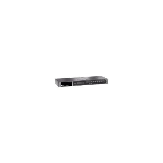 LevelOne ViewCon KVM-1631 Combo KVM Switch - KVM switch - 16 porte