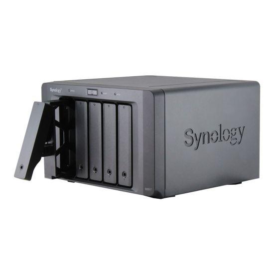 Synology DX517 - lagringskabinet