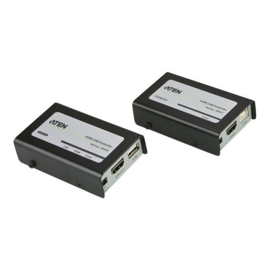 ATEN VE803 HDMI USB Extender - video/audio/USB forlænger - HDMI